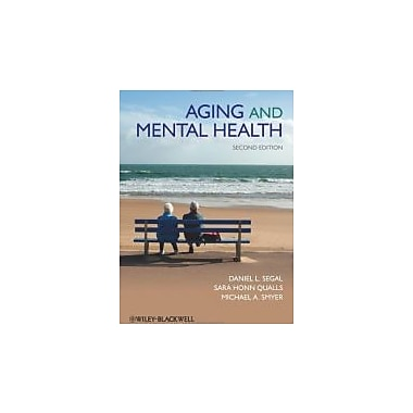 Aging and Mental Health, New Book (9781405130752)