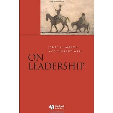 On Leadership, Used Book (9781405132473)
