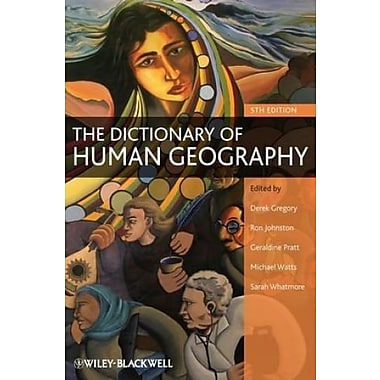 The Dictionary of Human Geography, Used Book (9781405132886)