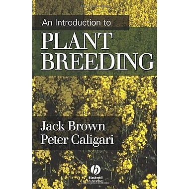 An Introduction to Plant Breeding, Used Book (9781405133449)