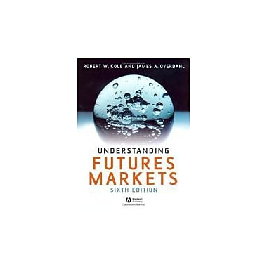 Understanding Futures Markets, New Book (9781405134033)