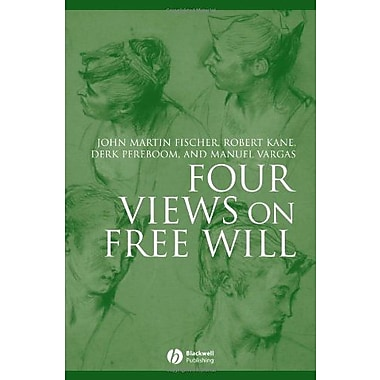 Four Views on Free Will, New Book (9781405134866)