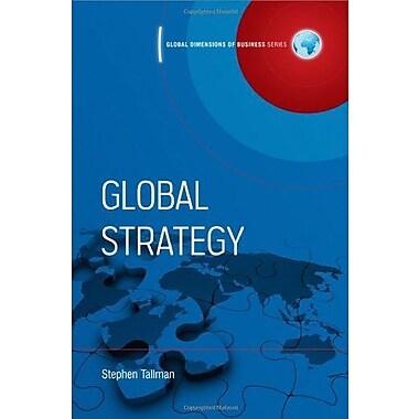 Global Strategy, Used Book (9781405136105)