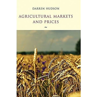 Agricultural Markets and Prices, Used Book (9781405136679)