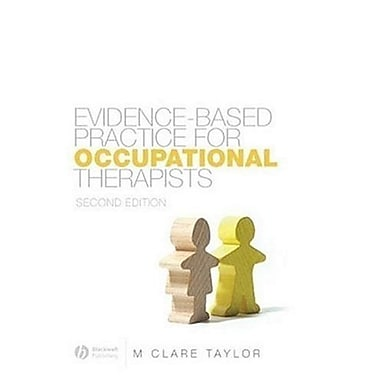 Evidence-Based Practice for Occupational Therapists, Used Book (9781405137003)