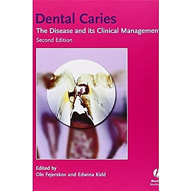 Dental Caries: The Disease and Its Clinical Management, New Book (9781405138895)