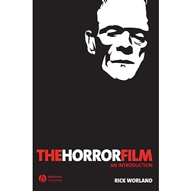 The Horror Film: An Introduction, New Book (9781405139021)
