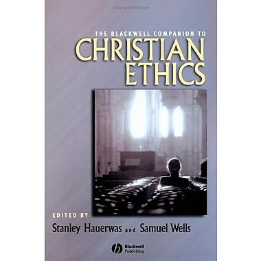 The Blackwell Companion to Christian Ethics, New Book (9781405150514)