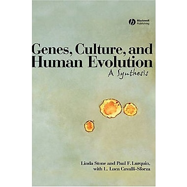 Genes, Culture and Human Evolution: A Synthesis, Used Book (9781405150897)