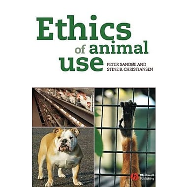 Ethics of Animal Use, Used Book (9781405151207)