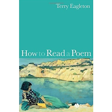 How to Read a Poem, Used Book (9781405151412)