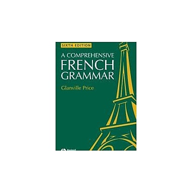 A Comprehensive French Grammar, Used Book (9781405153850)