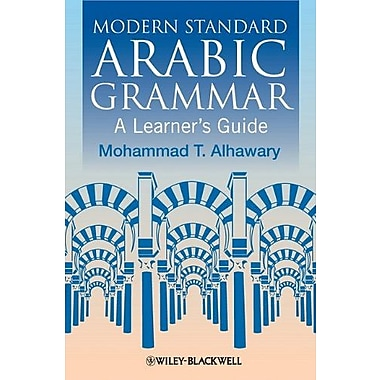 Modern Standard Arabic Grammar: A Learner's Guide, New Book (9781405155021)