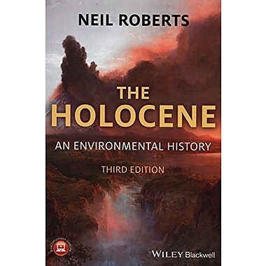 The Holocene: An Environmental History, Used Book (9781405155212)