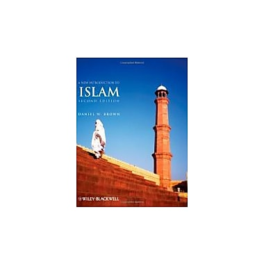 A New Introduction to Islam, New Book (9781405158077)