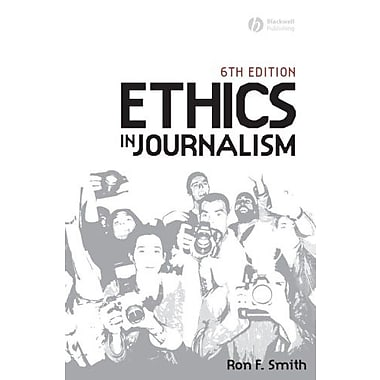 Ethics in Journalism, New Book (9781405159340)
