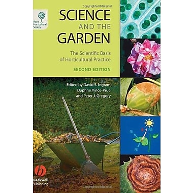 Science and the Garden: The Scientific Basis of Horticultural Practice, New Book (9781405160636)