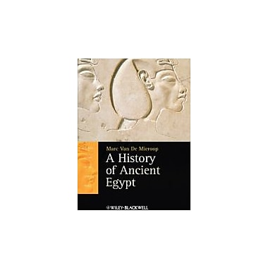 A History of Ancient Egypt, New Book (9781405160711)