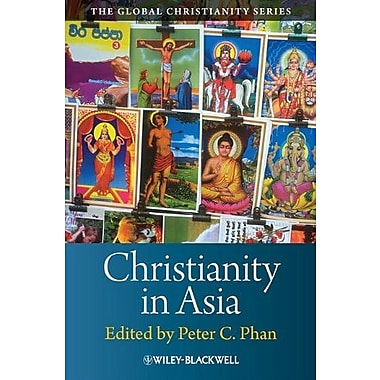 Christianities in Asia, New Book (9781405160902)