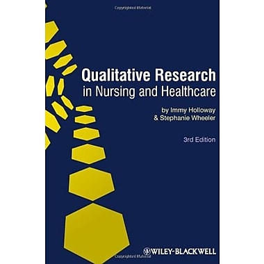 Qualitative Research in Nursing and Healthcare, Used Book (9781405161220)
