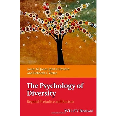 The Psychology of Diversity: Beyond Prejudice and Racism, New Book (9781405162142)