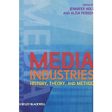 Media Industries: History, Theory and Method, Used Book (9781405163422)