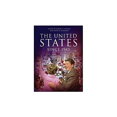 The United States Since 1945: A Documentary Reader, New Book (9781405167147)