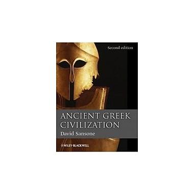 Ancient Greek Civilization, Used Book (9781405167321)