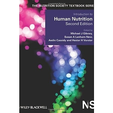 Introduction to Human Nutrition, Used Book (9781405168076)