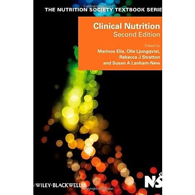 Clinical Nutrition, New Book (9781405168106)