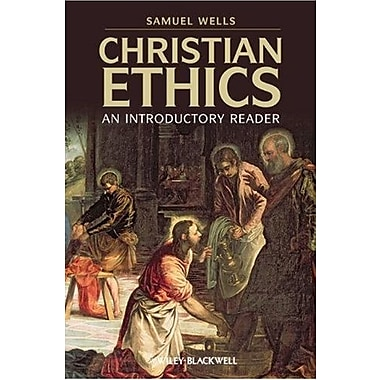 Christian Ethics: An Introductory Reader, New Book (9781405168878)