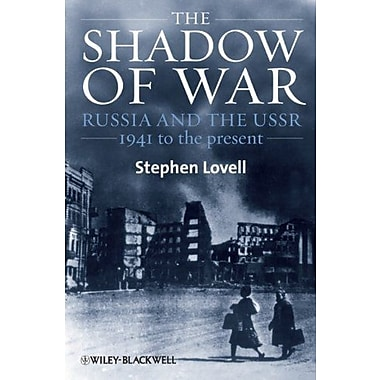 The Shadow of War: Russia and the USSR, 1941 to the present, Used Book (9781405169585)