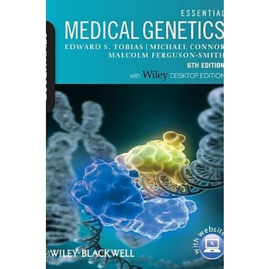 Essential Medical Genetics, Includes Desktop Edition, Used Book (9781405169745)
