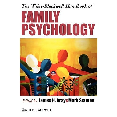 The Wiley-Blackwell Handbook of Family Psychology, New Book (9781405169943)