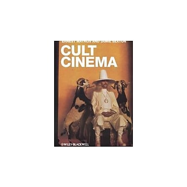 Cult Cinema, New Book (9781405173735)