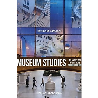 Museum Studies: An Anthology of Contexts, Used Book (9781405173810)