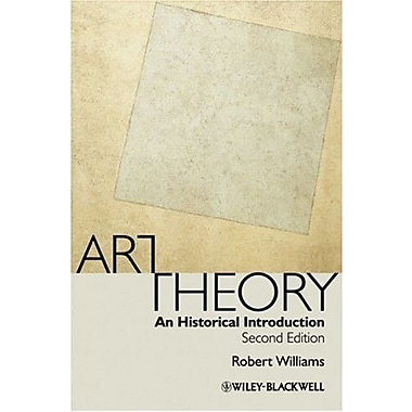 Art Theory: An Historical Introduction, Used Book (9781405175531)