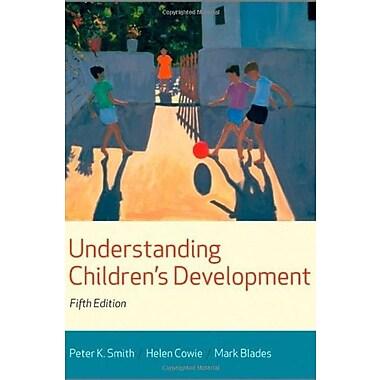 Understanding Children's Development, Used Book (9781405176019)