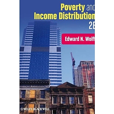 Poverty and Income Distribution, New Book (9781405176606)