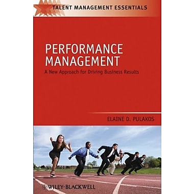Performance Management: A New Approach for Driving Business Results, New Book (9781405177627)