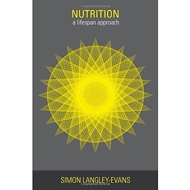 Nutrition: A Lifespan Approach, New Book (9781405178785)