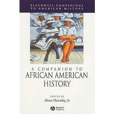 A Companion to African American History, New Book (9781405179935)