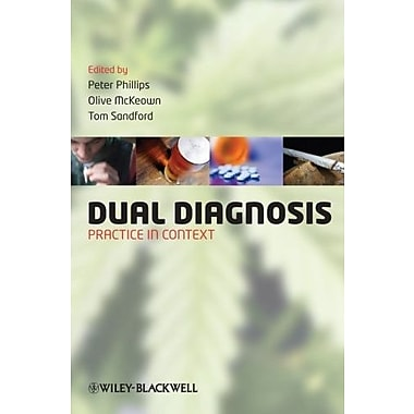 Dual Diagnosis: Practice in Context, Used Book (9781405180092)