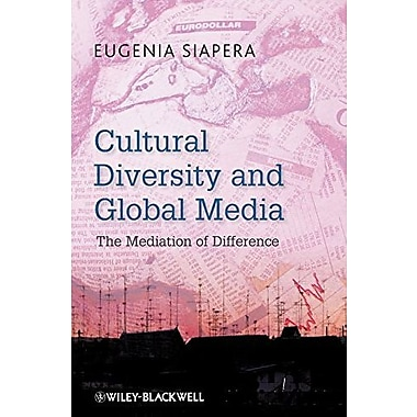 Cultural Diversity and Global Media: The Mediation of Difference, Used Book (9781405180467)
