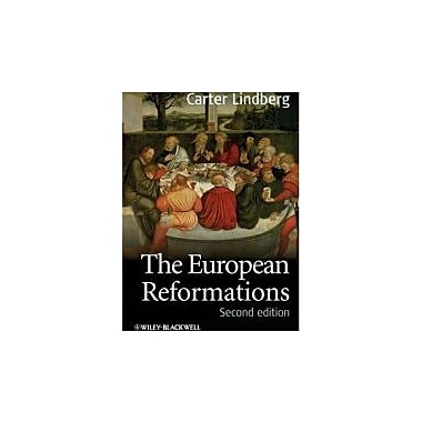 The European Reformations, New Book (9781405180672)