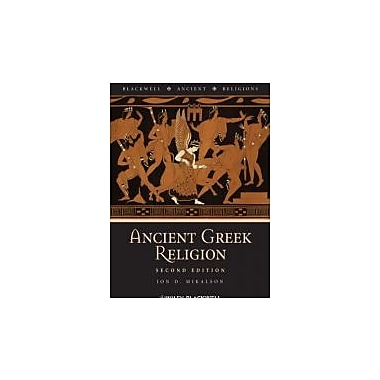 Ancient Greek Religion, Used Book (9781405181778)
