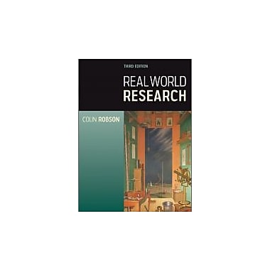 Real World Research, Used Book (9781405182409)