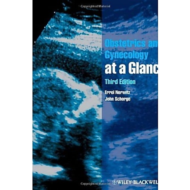 Obstetrics and Gynecology at a Glance, Used Book (9781405183246)