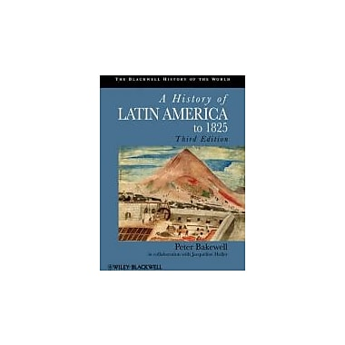 A History of Latin America to 1825, Used Book (9781405183680)