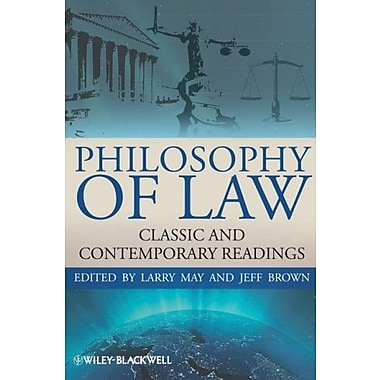 Philosophy of Law: Classic and Contemporary Readings, Used Book (9781405183871)